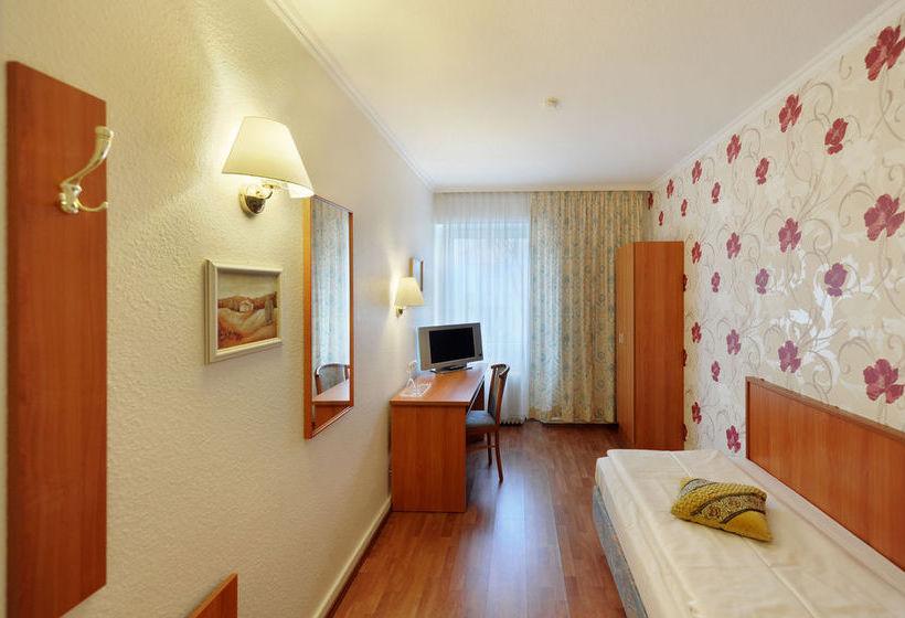 Fair Hotel Villa Diana Frankfurt