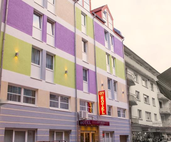 City Hotel Wiesbaden Wellritzstr