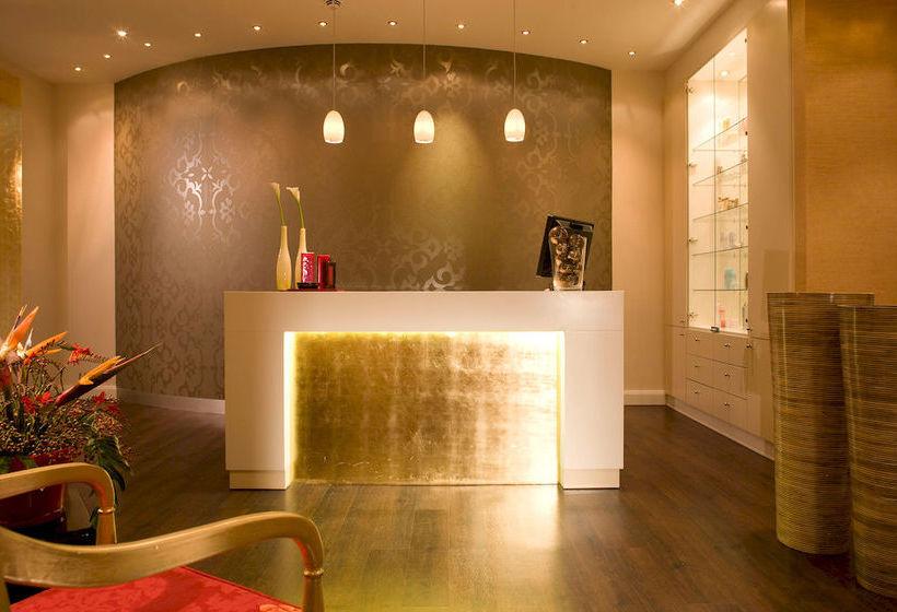 hotel belveder scharbeutz as melhores ofertas com destinia. Black Bedroom Furniture Sets. Home Design Ideas