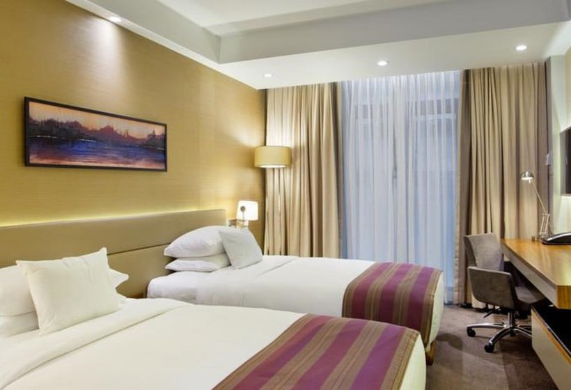 Chambre Hôtel Doubletree By Hilton Istanbul Old Town
