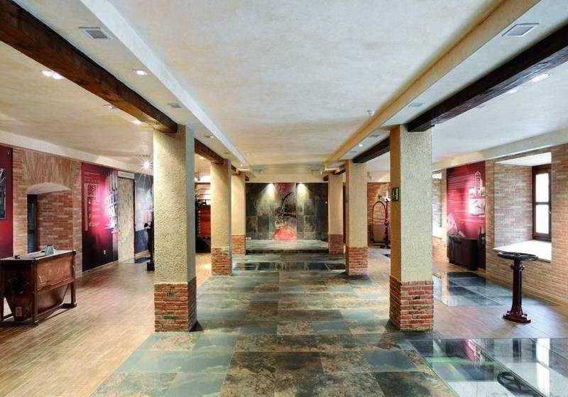 Zonas comunes Hotel Marques de la Ensenada Valladolid