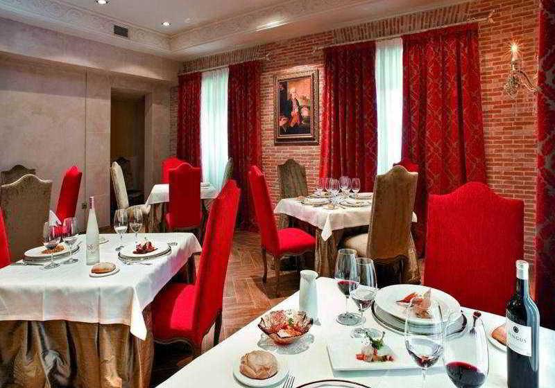 Restaurante Hotel Marques de la Ensenada Valladolid
