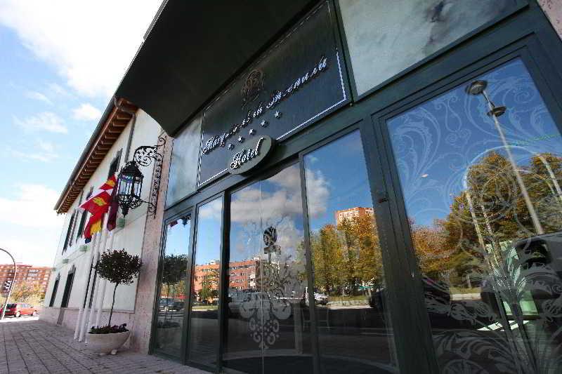 Exterior Hotel Marques de la Ensenada Valladolid