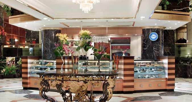 کافه هتل Makkah Hilton مکه