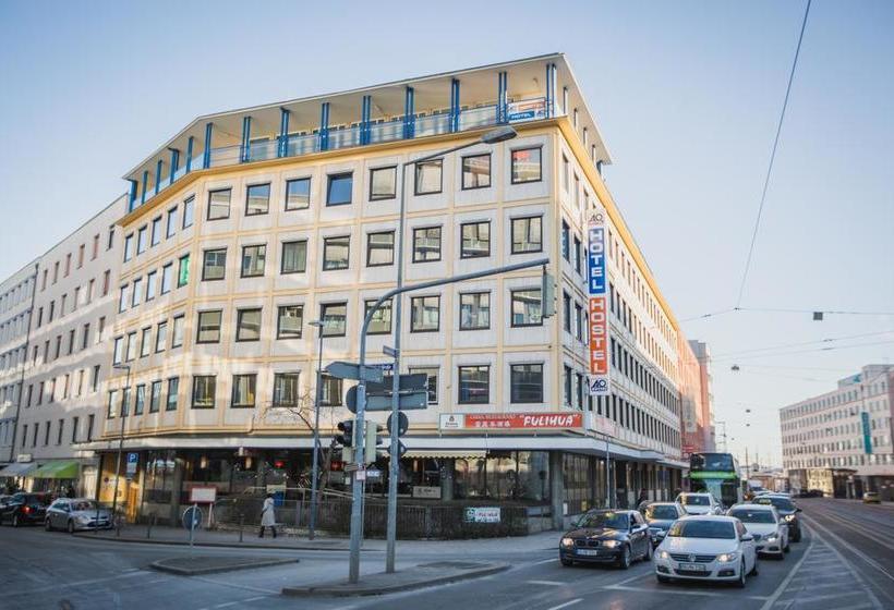 A o hotel n rnberg hauptbahnhof in n rnberg ab 25 for Hotel nurnberg hauptbahnhof