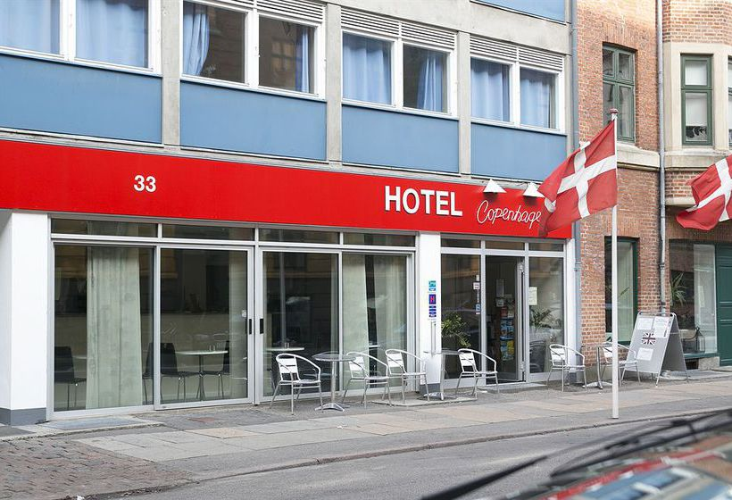 Hotel Copenhagen Copenhague