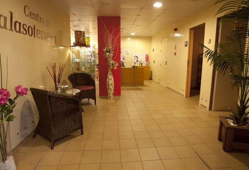 Hotel y apartamentos lodomar thalasso spa san pedro - Spa en san pedro del pinatar ...