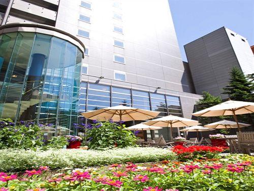 Hotel Sapporo Tobu In Sapporo  Starting At  U00a338