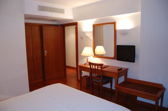 فندق Central Parque Maia