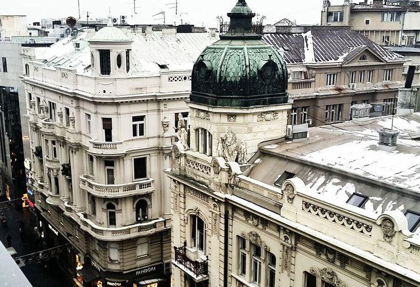 Beograd Art Hotel Belgrade