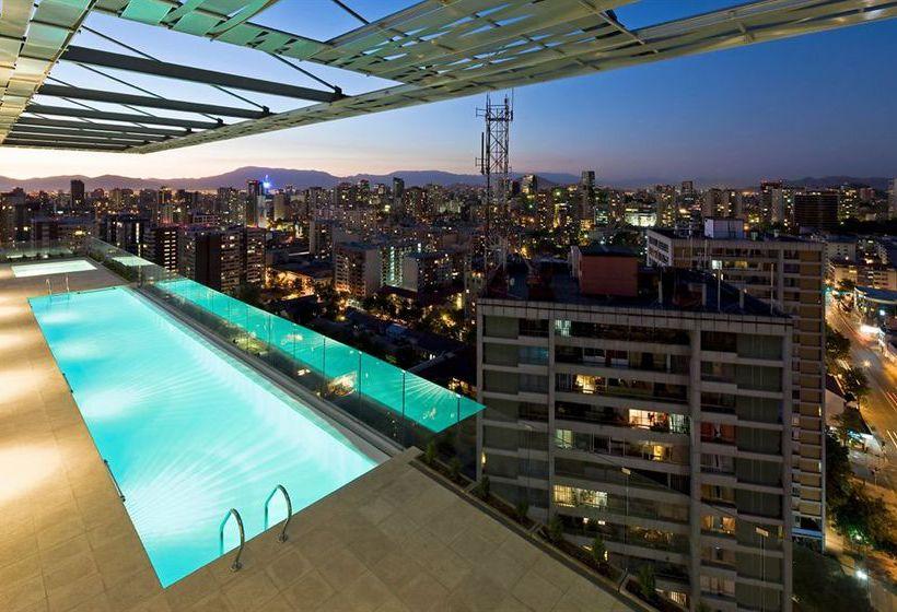 Hotel Gen Suite Spa Santiago