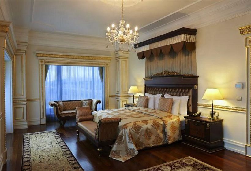 Chambre Hôtel Crowne Plaza Istanbul Asia