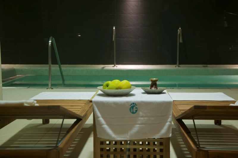 Hotel Isabel De Farnesio La Granja de san Ildefonso