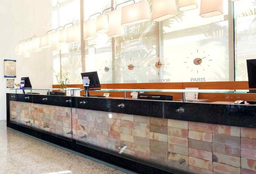 Hotel Mercure Salvador Pituba Salvador de Bahia