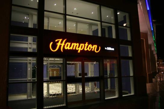Hotel Hampton By Hilton Derby City Centre