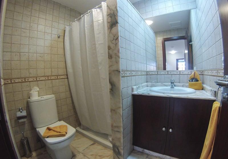 Bathroom Ananda Resort Fuenteventura Corralejo