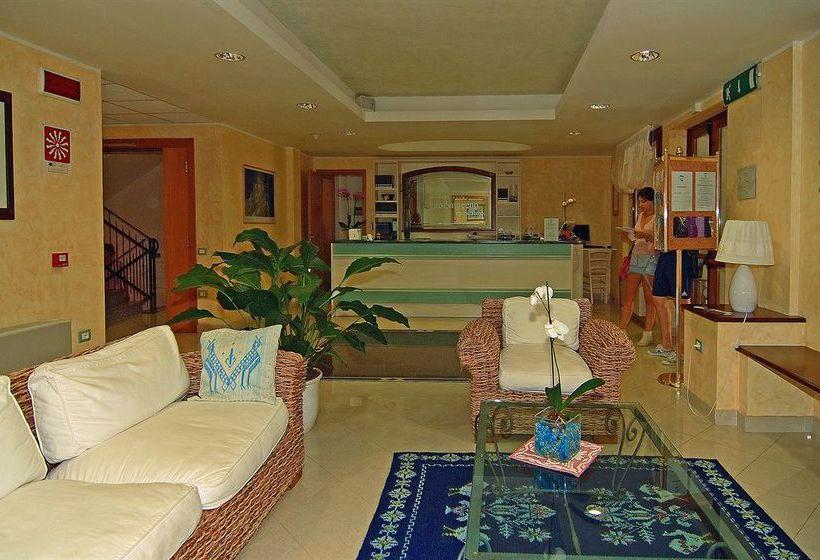 مطعم Hotel Residence & SPA Borgo Saraceno Santa Teresa di Gallura