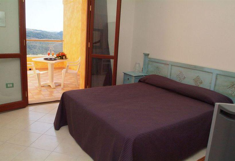 غرفة Hotel Residence & SPA Borgo Saraceno Santa Teresa di Gallura