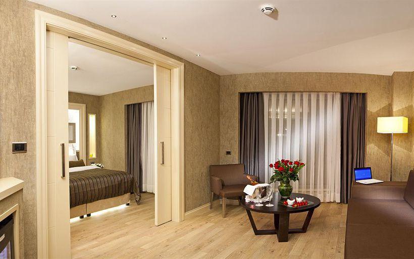 Zimmer Hotel Limak Eurasia Luxury Istanbul