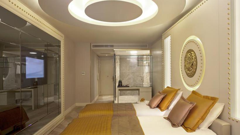 Chambre Hôtel Sura Design & Suites  Istanbul