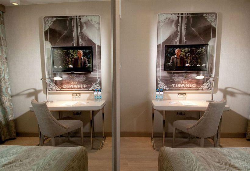 Titanic Comfort Hotel Berlin Mitte Telefonnummer