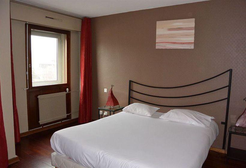 Hotel de la Gare Aix-les-Bains