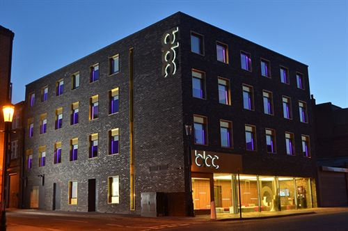 Bloc Hotel Birmingham Parking