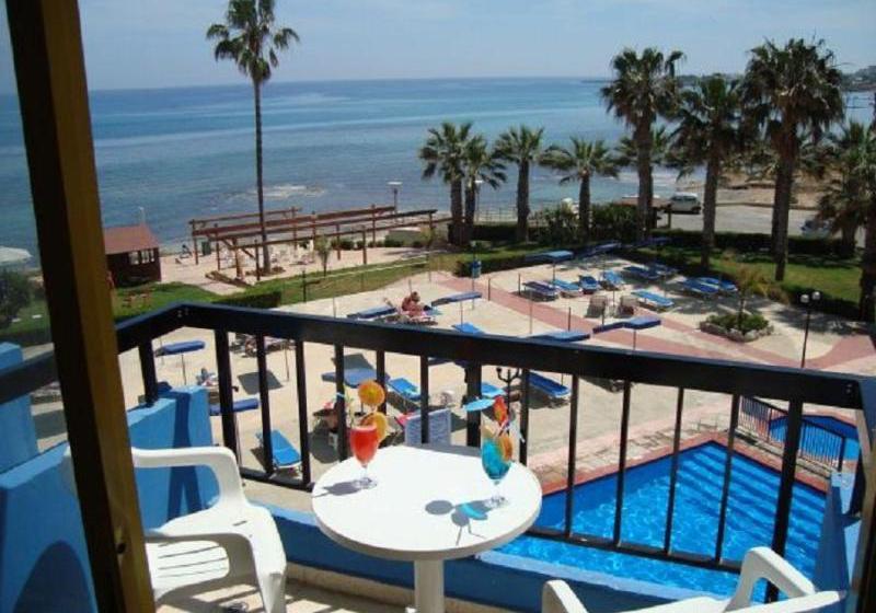 Evalena Beach Hotel Apartamentos Protaras