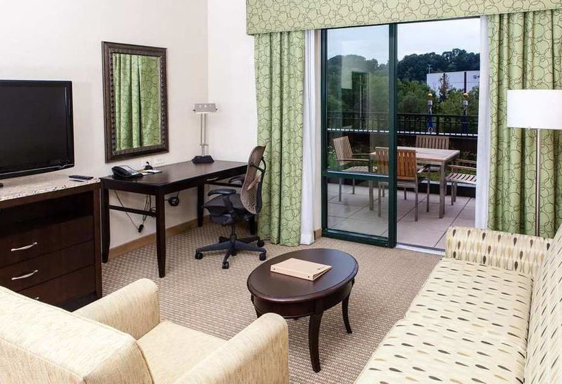 Lovely Hotel Hilton Garden Inn Arlington Shirlington