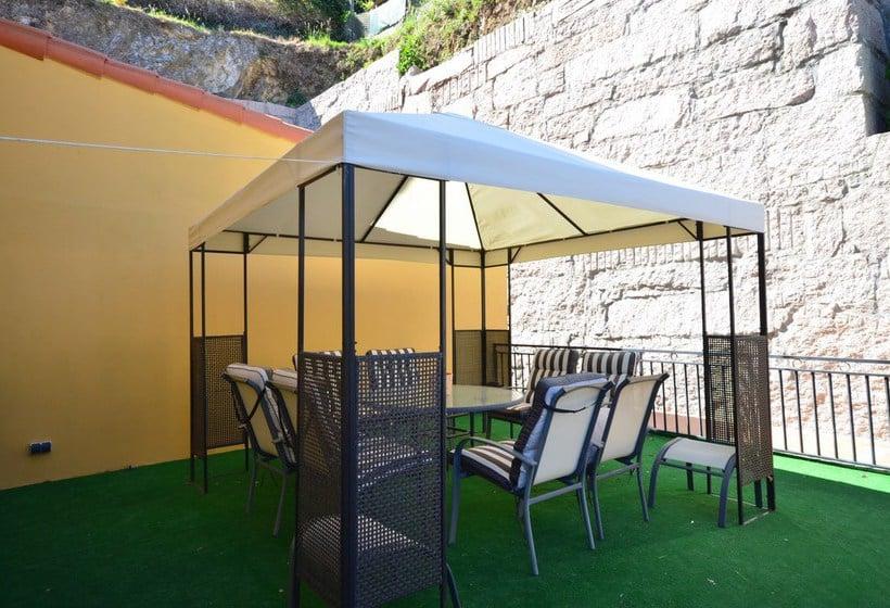 Outside Hotel Vida Seixalvo Sanxenxo