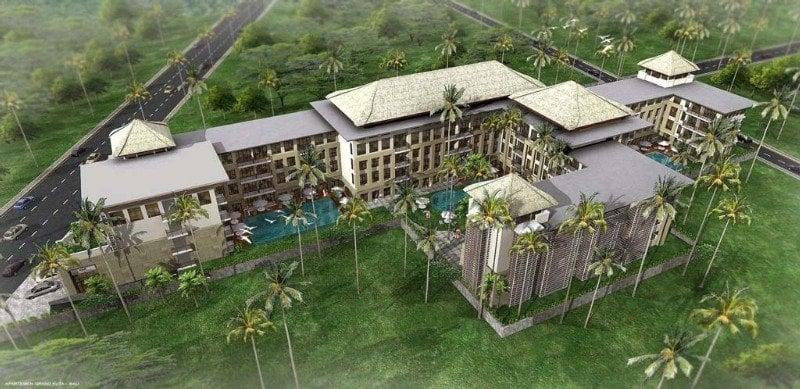 Grand kuta hotel residence em kuta desde 9 destinia for Terrace 8 residence kuta