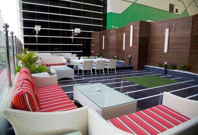 Espaces communs Hôtel Nassima Royal Dubaï