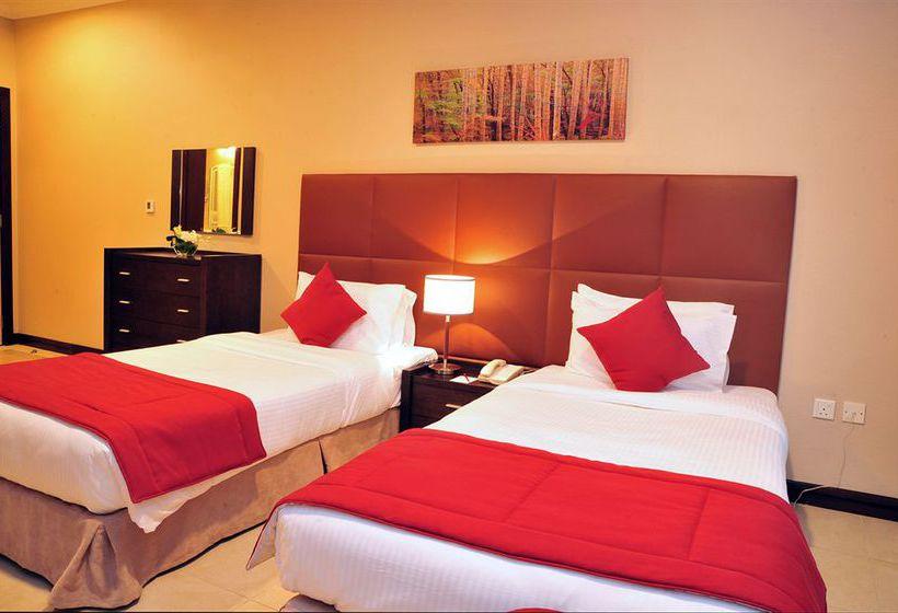 غرفة فندق Kingsgate الدوحة