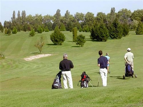 Hotel cr cy golf cr cy la chapelle as melhores ofertas for Appart hotel meaux