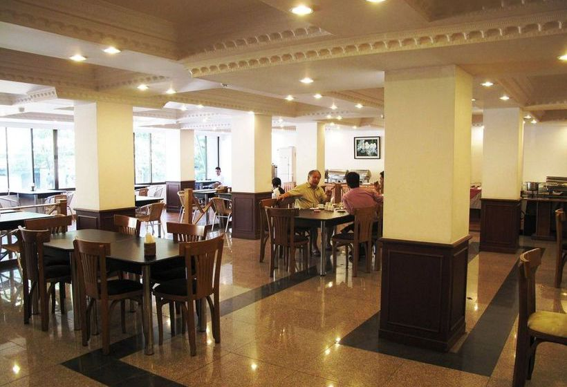 Orchid Hotel Yangon