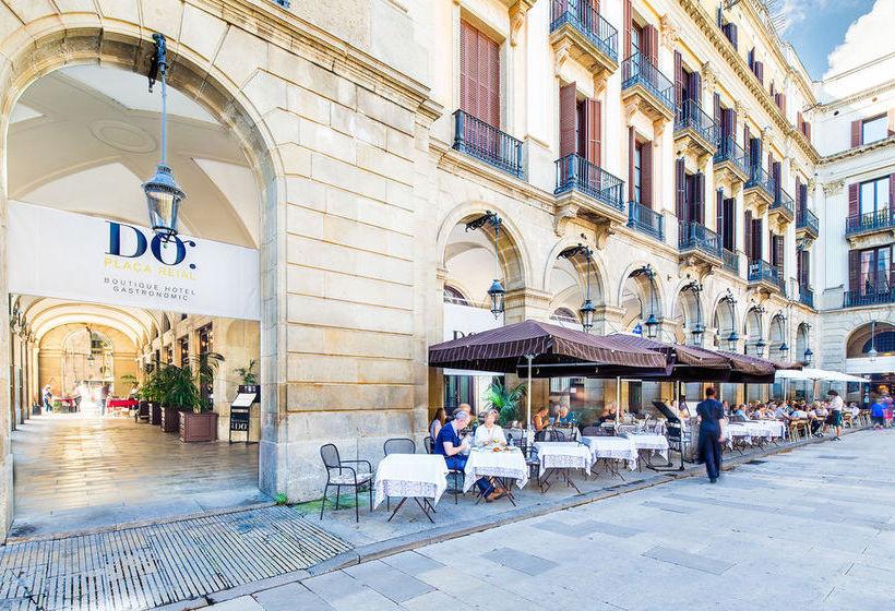 Hotel do pla a reial gl in barcelona vanaf 112 destinia - Hotel reial barcelona ...