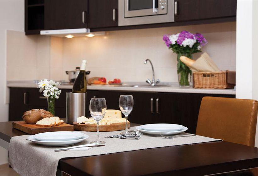 Cucina Citadines City Centre Tbilisi