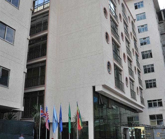 Empire Addis International Hotel أديس أبابا