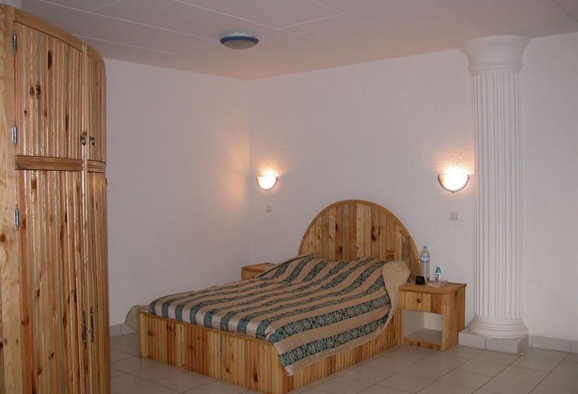 Parthenon residence hoteliere port gentil les meilleures for Residence hoteliere
