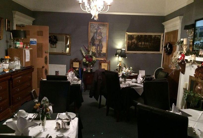 Hotel The Mayville Guest House Edimburgo