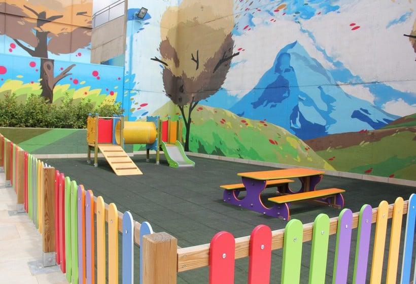 InstalaÇões Infantis Aparthotel Jacetania Spa Jaca