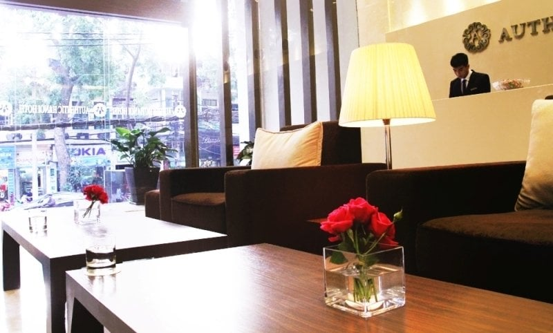 Authentic Hanoi Boutique Hotel