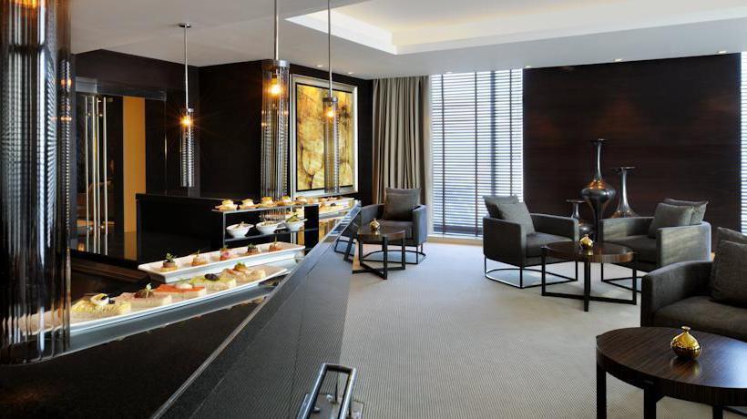 Cafétéria Hôtel JW Marriott Marquis Dubaï
