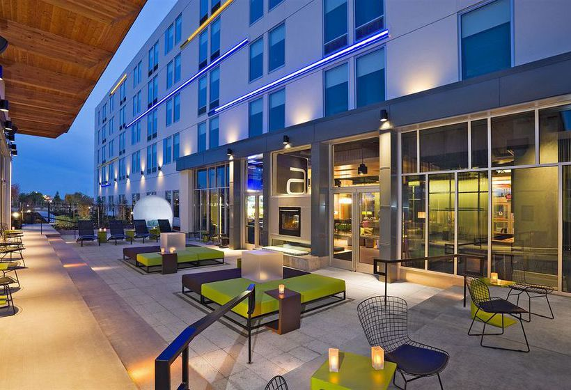 Aloft Portland Airport Hotel At Cascade Station