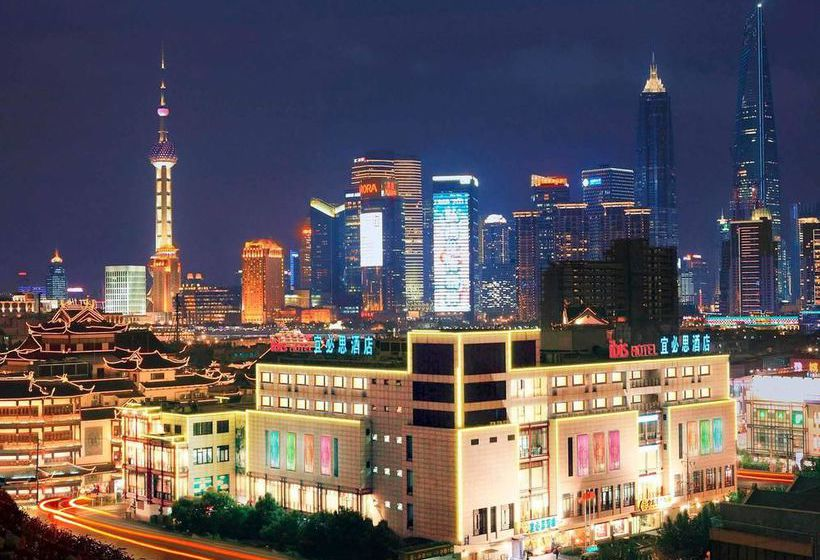 Hotel Ibis Shanghai Yu Garden Shanghái