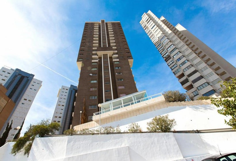 Apartamentos Buenos Aires Em Benidorm Desde 25 Destinia