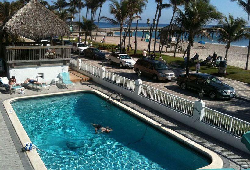 Hotel Sunrider Beach Resort Deerfield