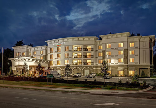 Hotel Courtyard Boone Boone the best offers with Destinia