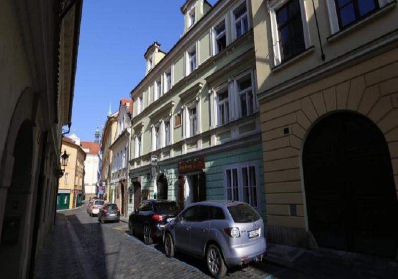 Hotel King George Praga