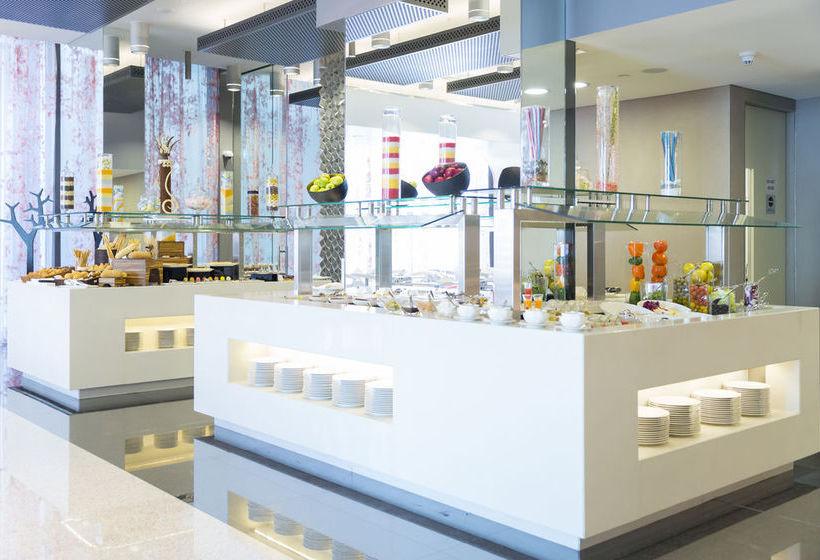 Novotel Abu Dhabi Al Bustan Abou Dabi